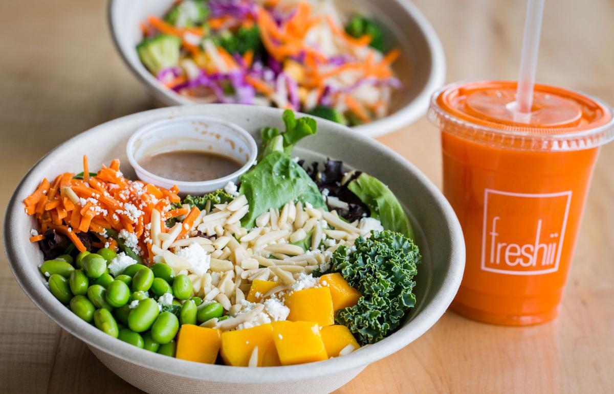 Healthy Fast Food In Omaha