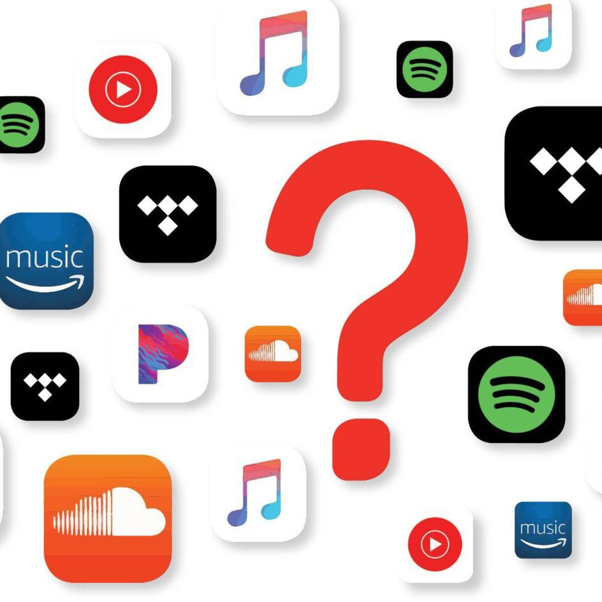 Spotify? Apple Music? Tidal? Pandora? How to choose your