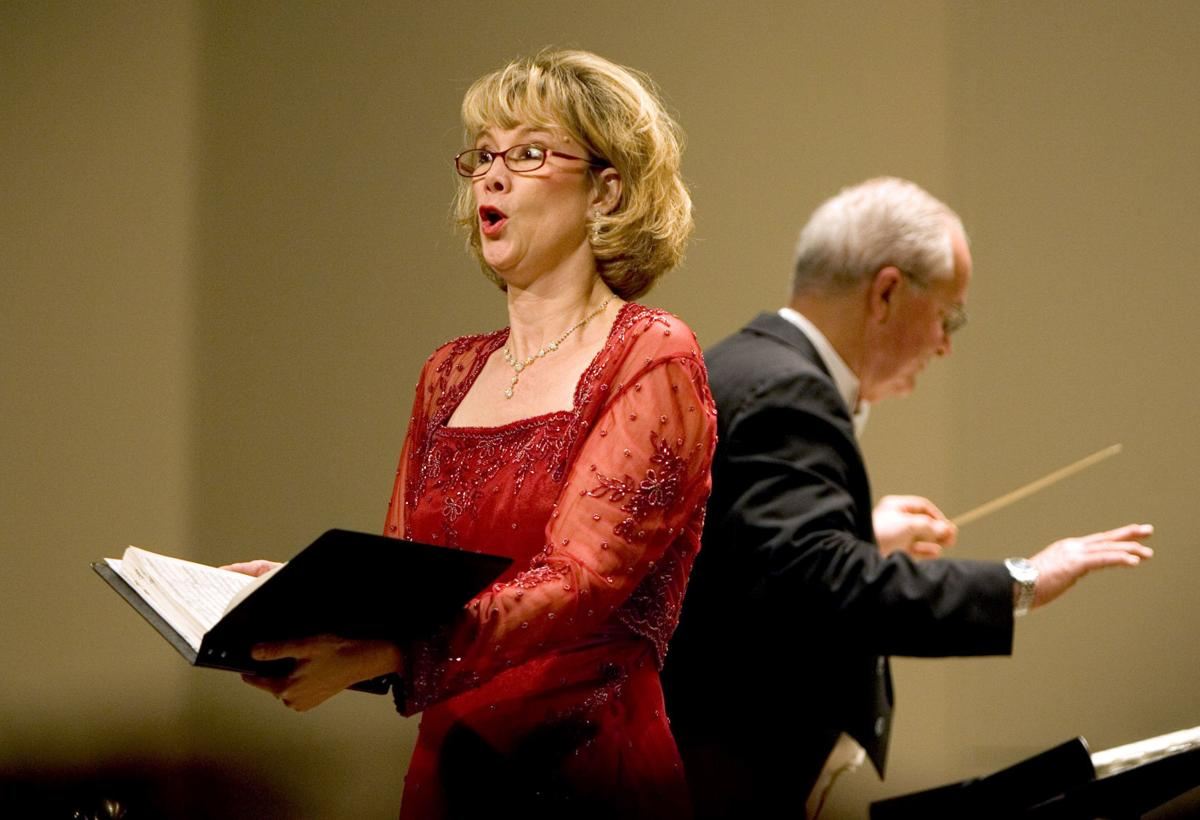 Voices Of Omaha Prepare For 50th Annual Handel S Messiah