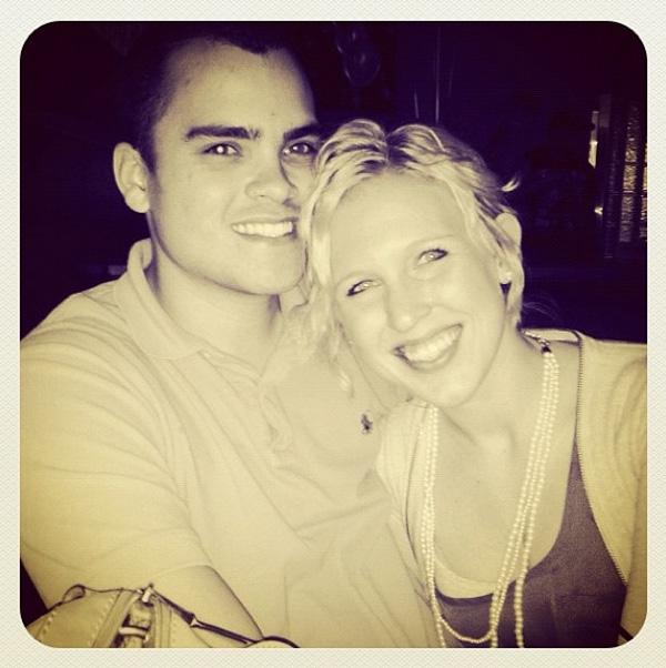 Engaged // Brittany + Alex
