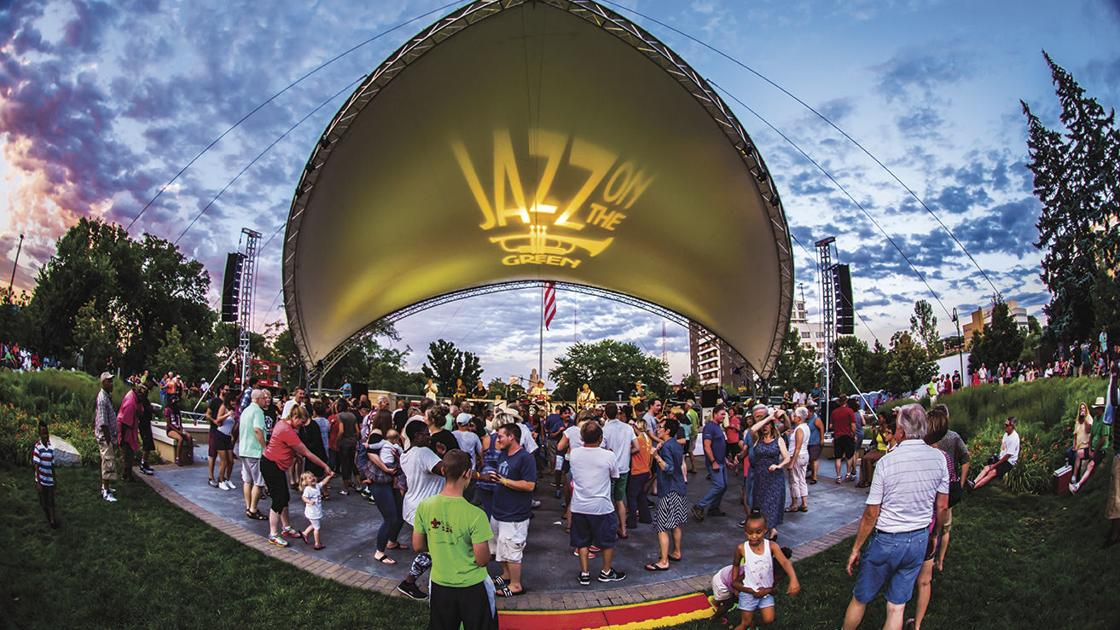 Omaha's Jazz on the Green concert series canceled because of the pandemic