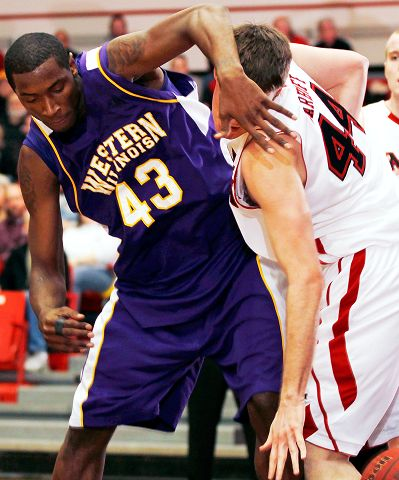 Leathernecks will test Mavs' 'D'