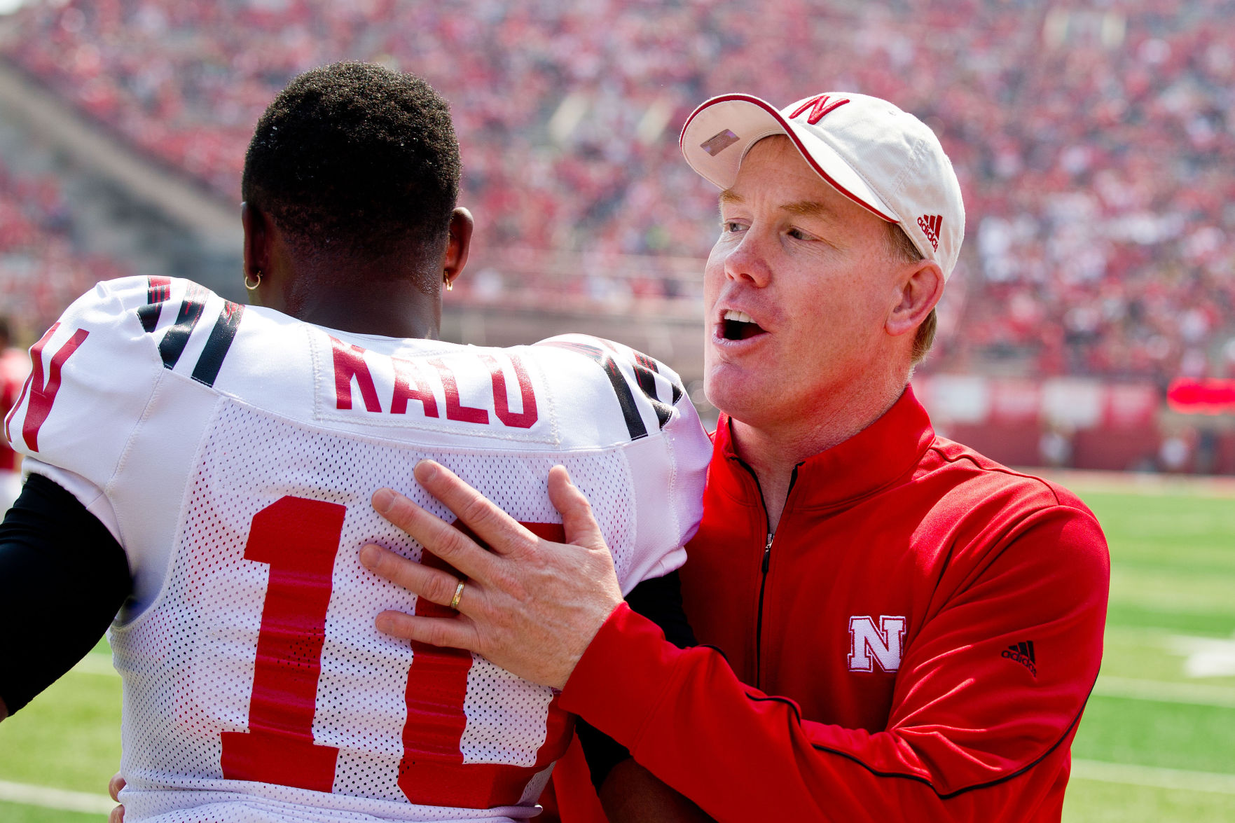 Nebraska's Mike Riley on AD firing: 'I was flat-out saddened'
