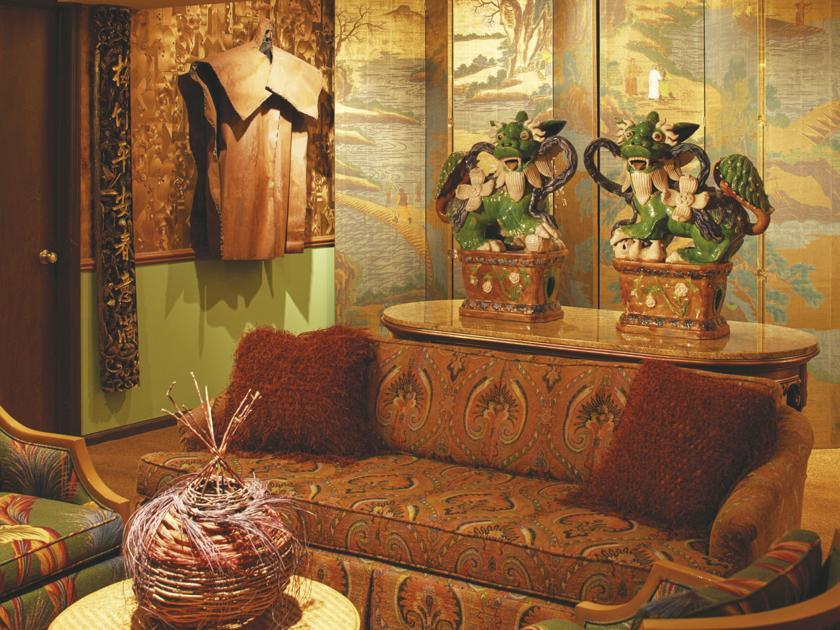 Interior designer's Regency-area home showcases his love ...