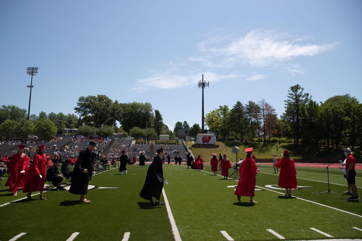 Westside graduation