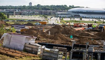 In unusual arrangement, donors were in charge of building UNO's new ballfield complex