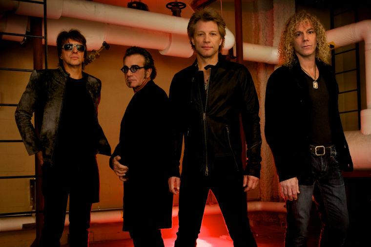 Bon Jovi to play Lincoln's Pinnacle Bank Arena
