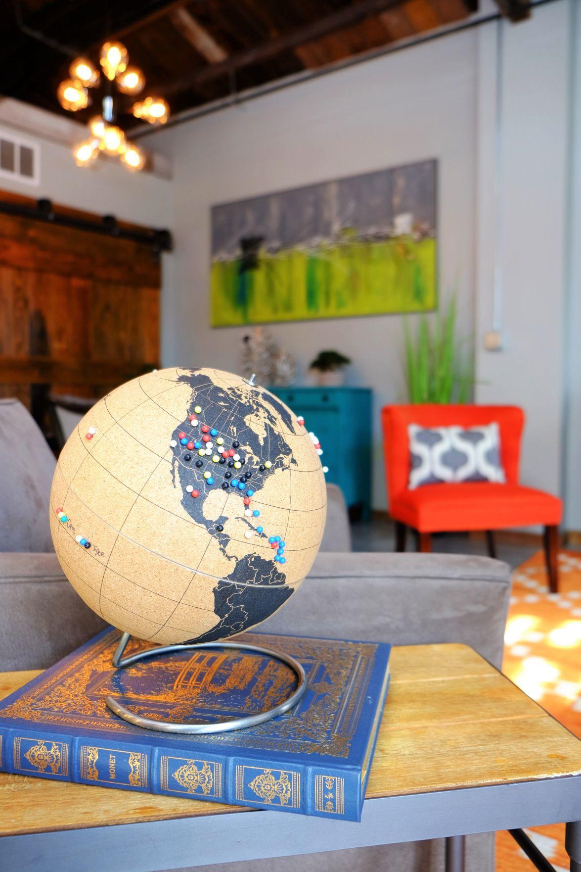 Tyler globe
