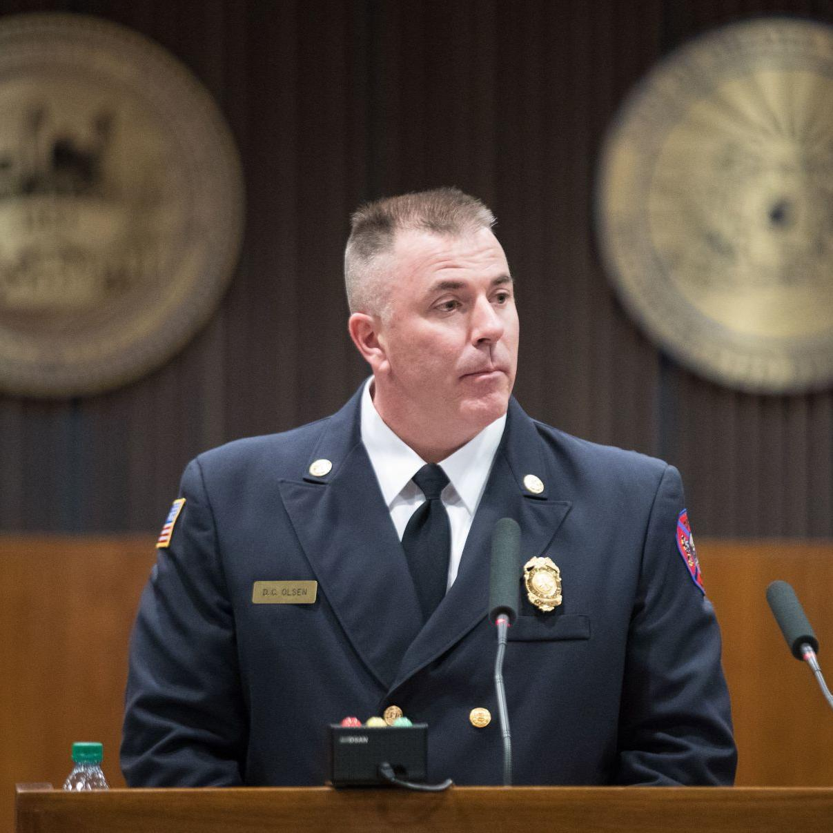Omaha fire chief will get $630,000 pension payment at