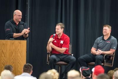 Shatel: Nebraska's 'Blond Ambition Tour' brings out Husker fans in three communities