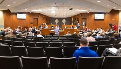 Omaha City Council public hearing