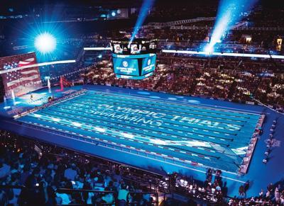 U.S. Olympic Swim Trials Omaha
