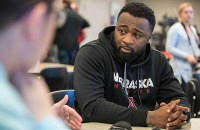 Nebraska's veteran corners must improve with pressure from newcomers, Travis Fisher says