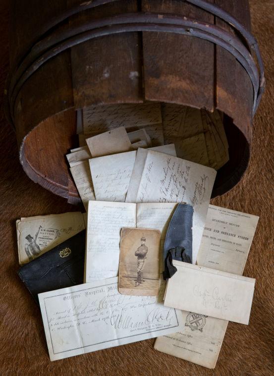 Kelly: From a secret barrel, a family's forgotten Civil War history