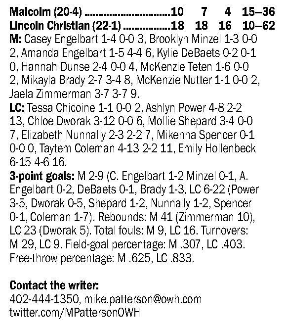 Lincoln Christian cruises after slow start