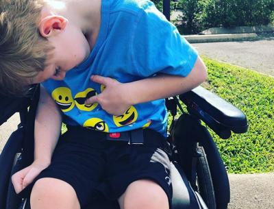 How a T-shirt is helping my nonverbal son to communicate