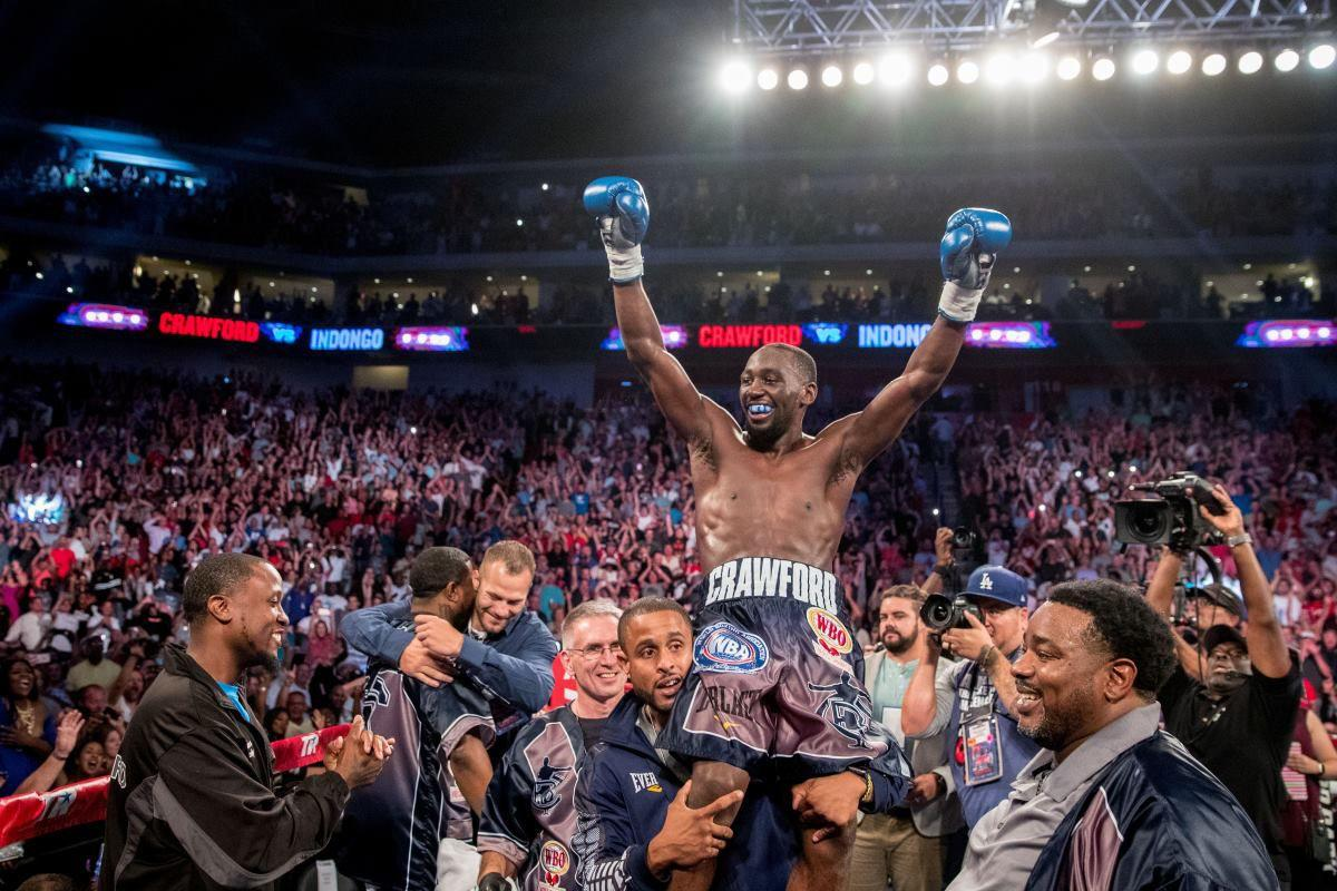 Terence Crawford Is The Best Pound For Pound - Freddie Roach