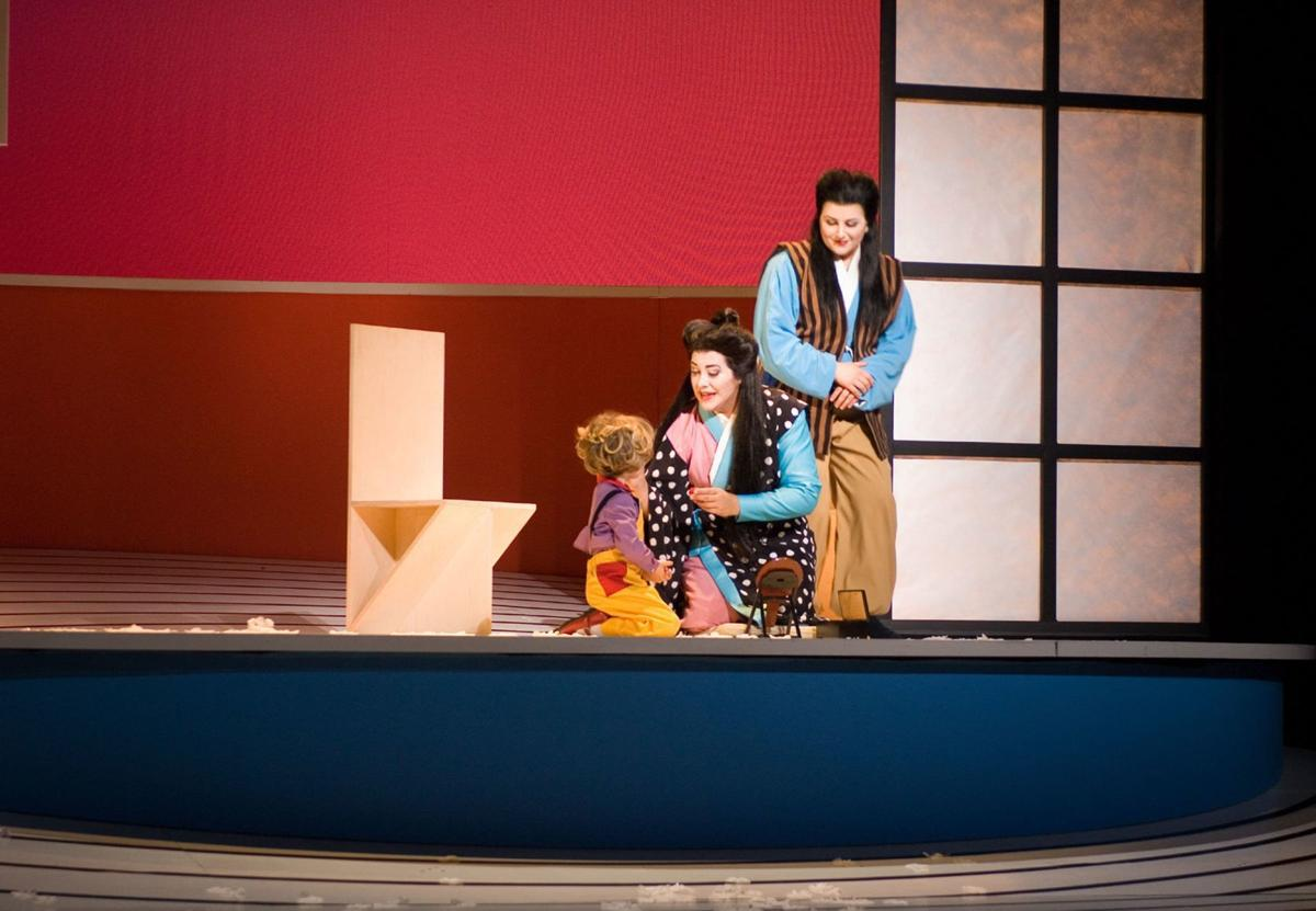 Opera Omaha to bring back Kaneko-designed 'Madama Butterfly