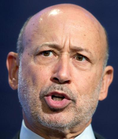 Goldman Sachs Blankfein - mug
