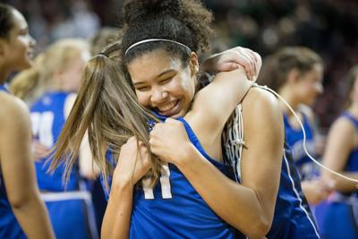 Class A: Lauren West's double-double helps Millard North win program's first state hoops crown