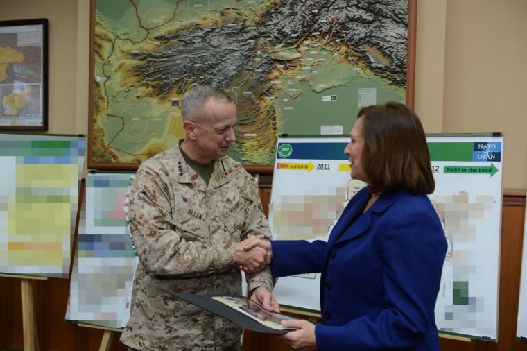 Deb Fischer: Afghan pullout timeline is workable