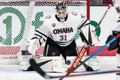 Road will get tougher for undefeated UNO hockey team at nationally ranked Ohio State