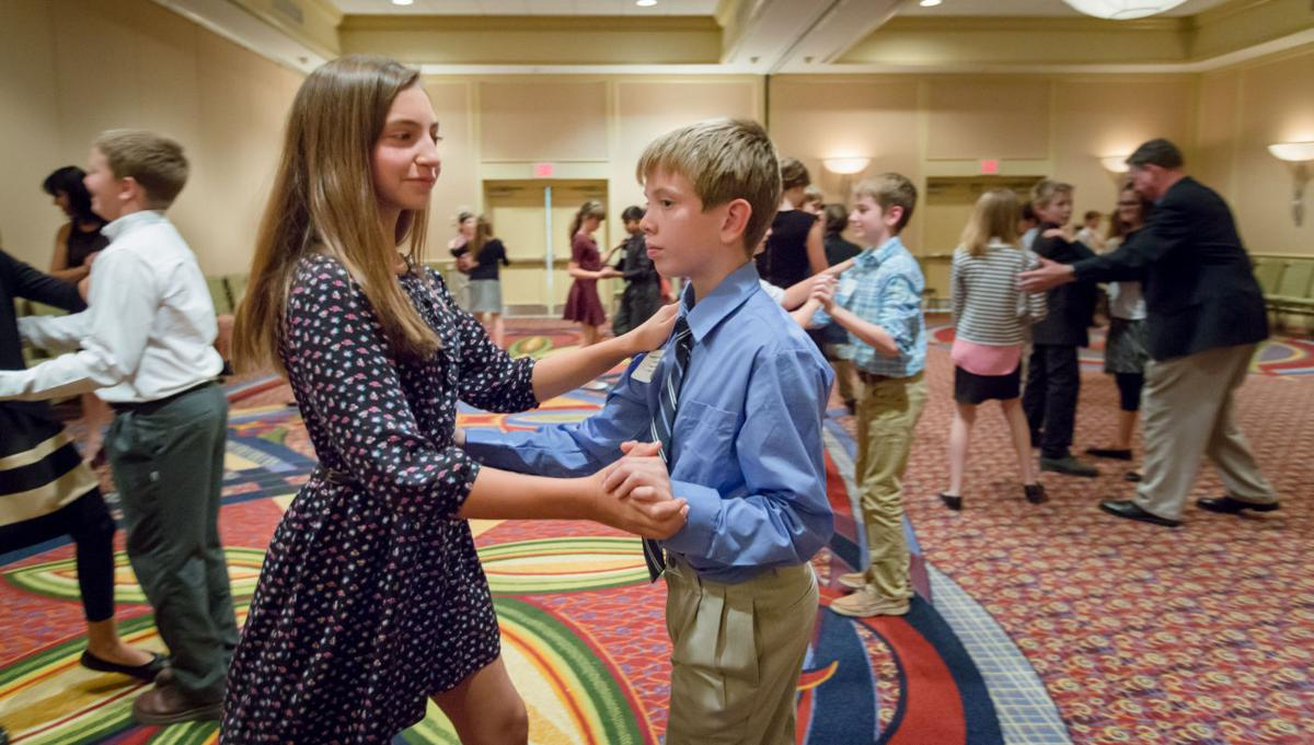 Cotillion: Teaching middle-schoolers to be ladies and ...