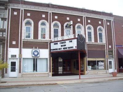 Tipton, Iowa, theater rescuers hope to write happy ending