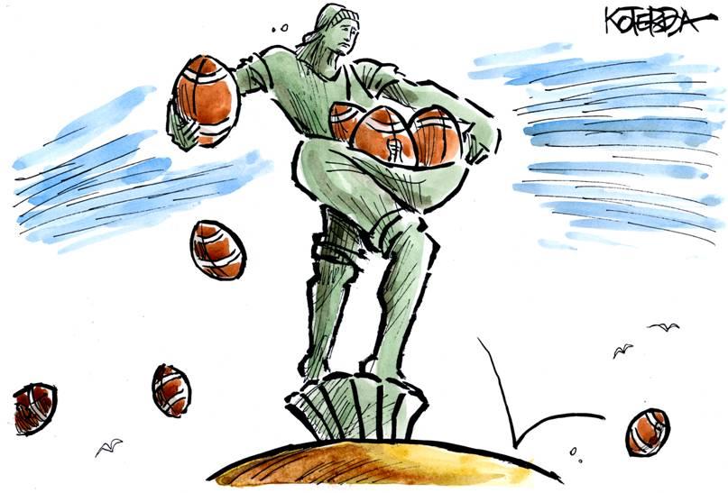 September cartoon