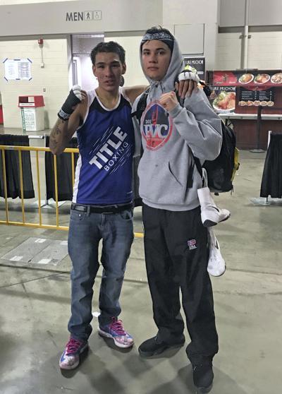 Montalvo, Vazquez with impressive runs at national boxing tourney