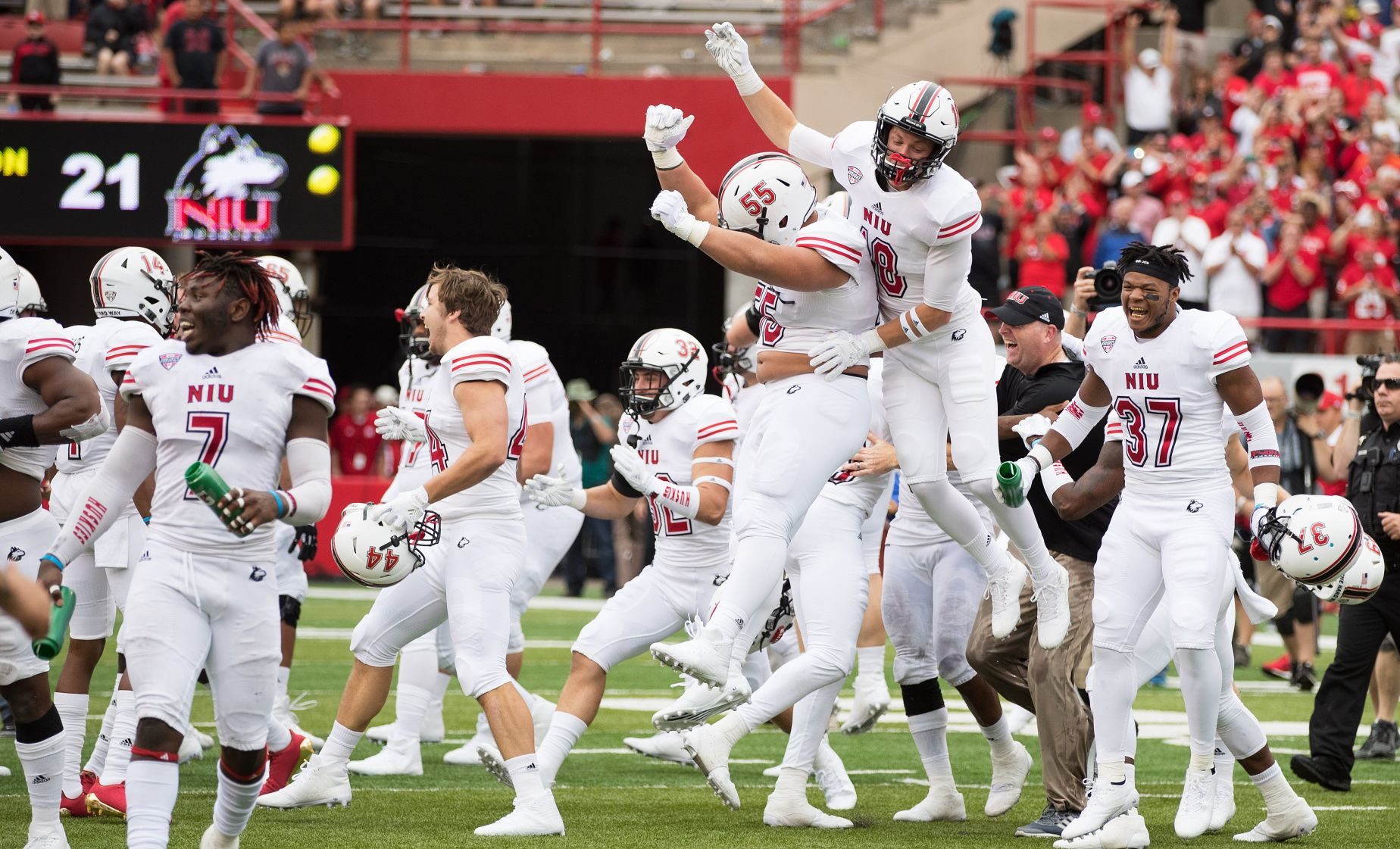 Notes from the first half: Nebraska vs. Rutgers