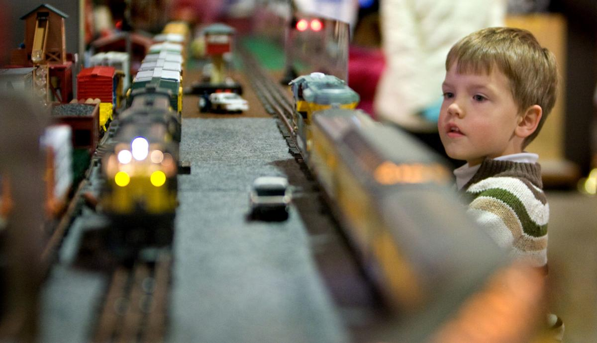 Enjoy family night at the Union Pacific Museum
