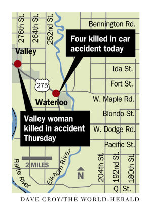4 killed in one of several morning crashes