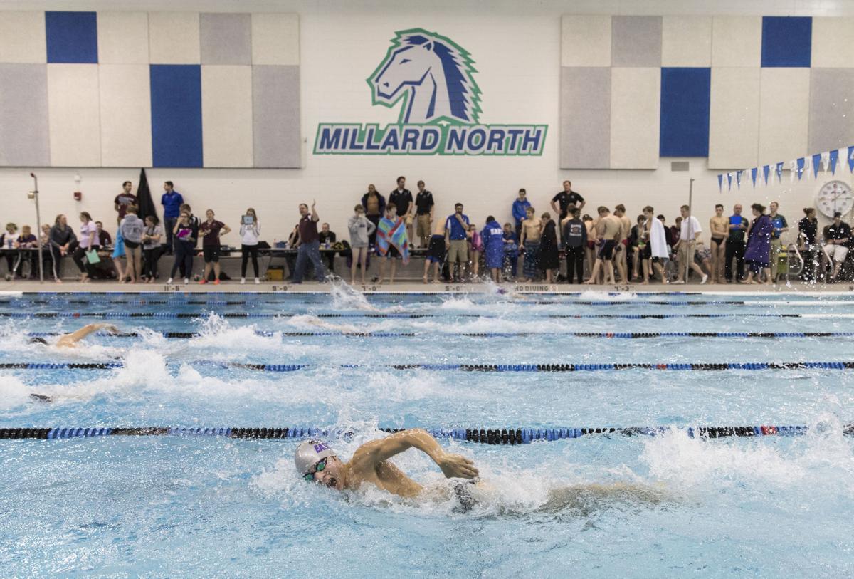 Prep Swimming Roundup Wildcat Girls Win Millard West Title In Final Race Swimming