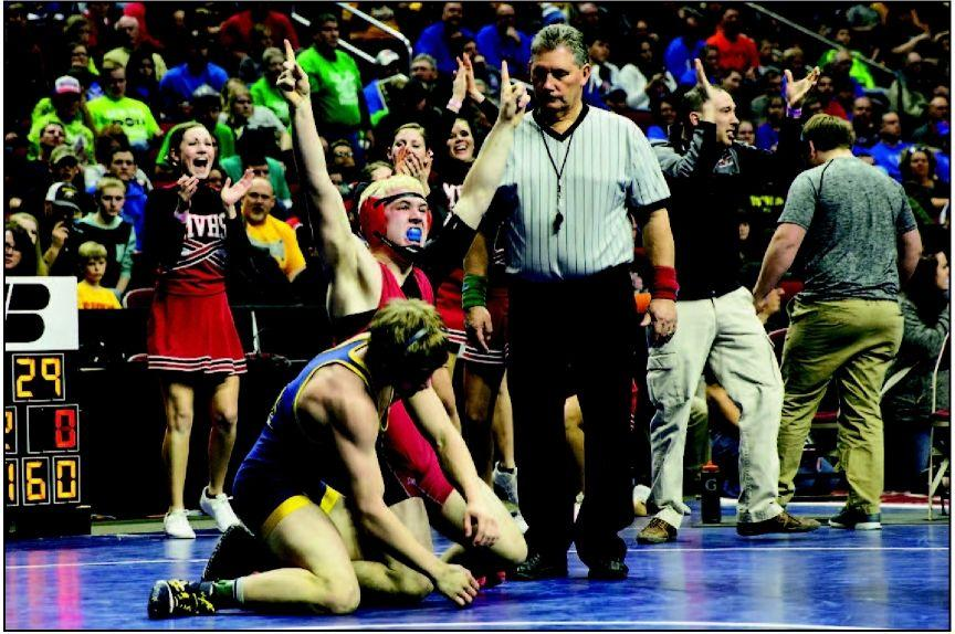 Three from WI advance to finals by different means