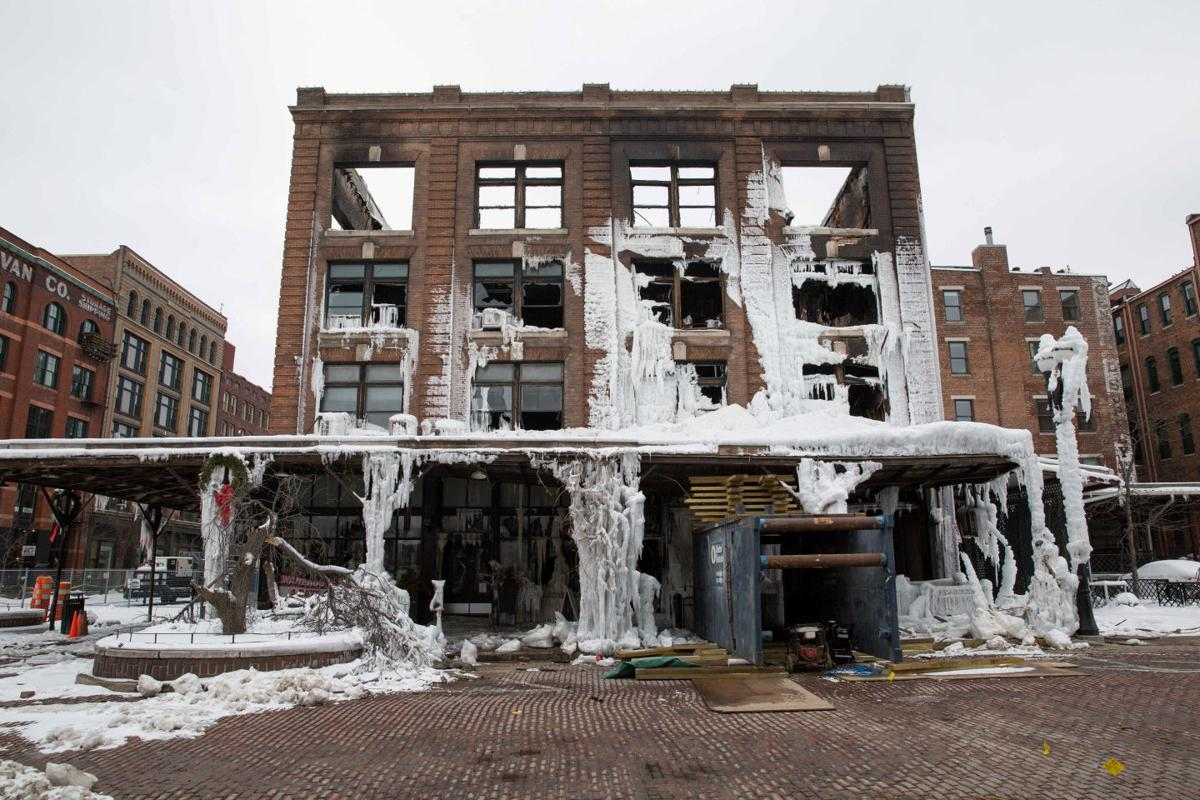 Donors dig deep to help after Old Market blaze