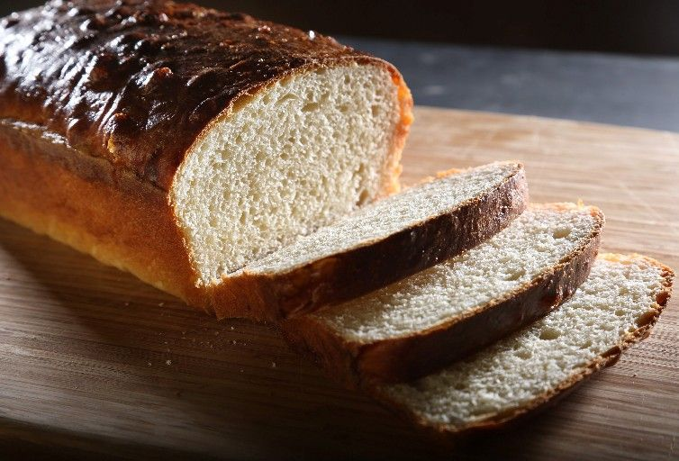 Old-Fashioned White Loaf