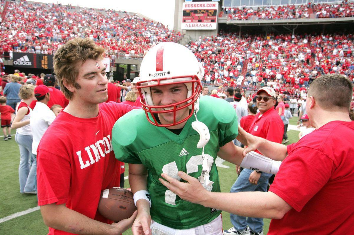 Walk-on Andrew Bunch trying to stand out among Nebraska's ...