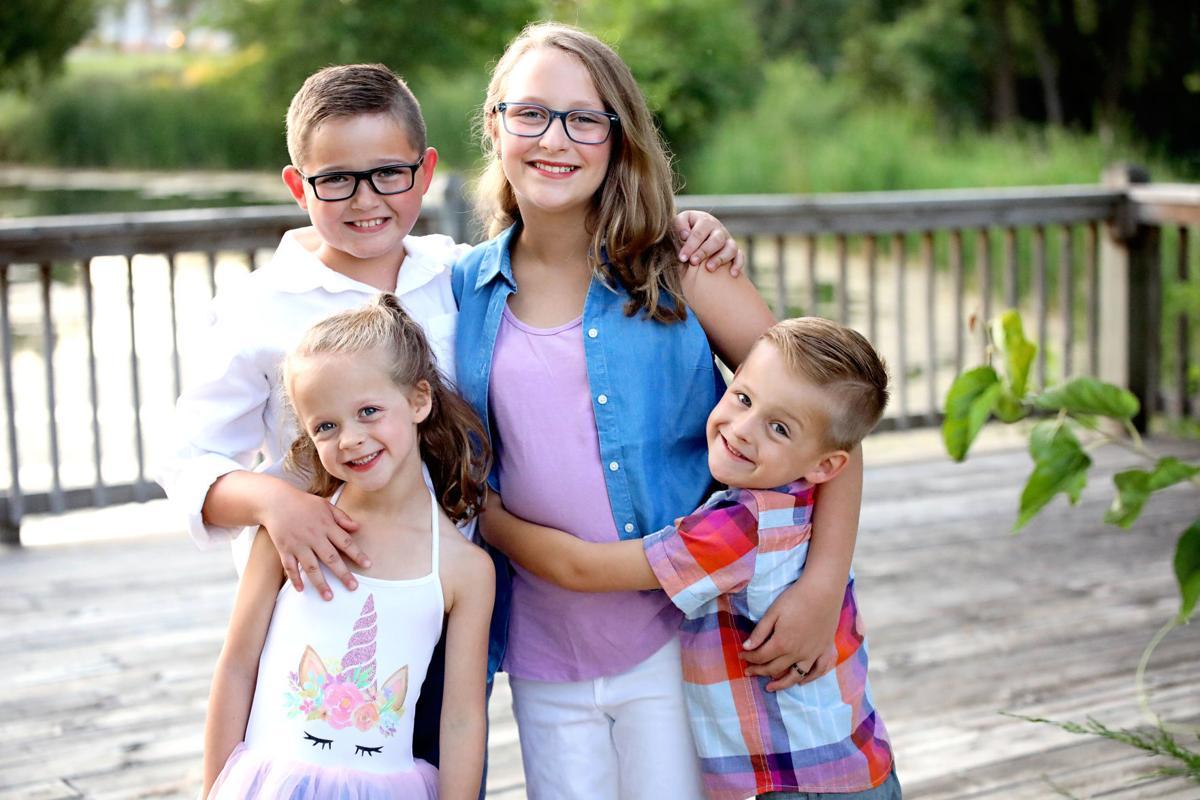 addie and siblings