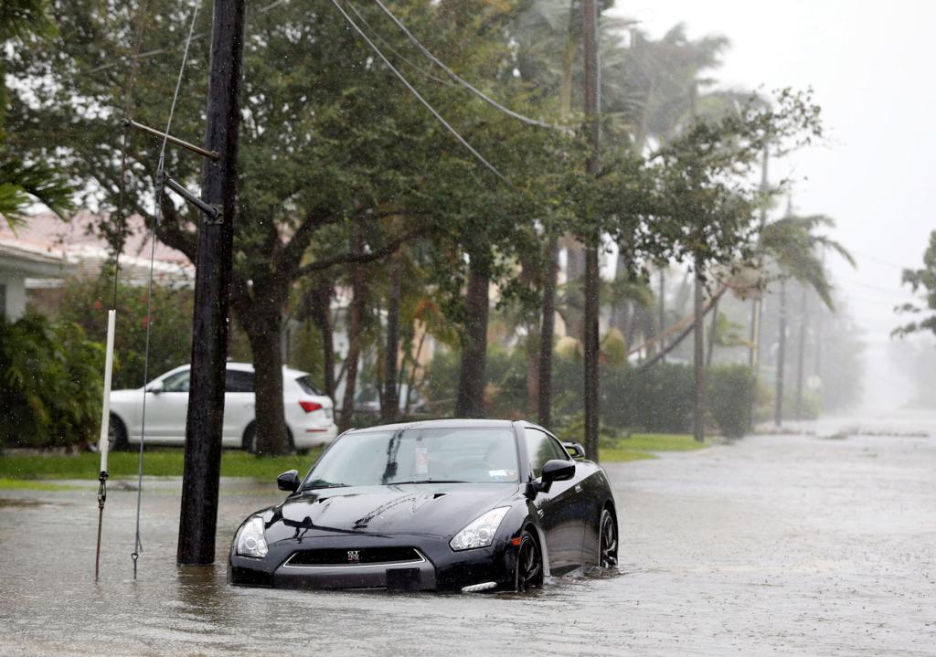 Flooded Out Cars From Texas And Florida May Be Headed To Nebraska