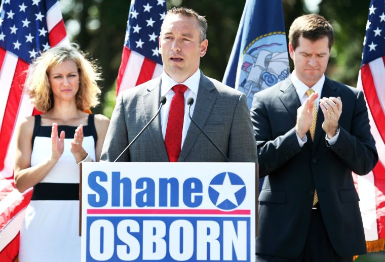 Senate candidate Shane Osborn looking for new campaign manager