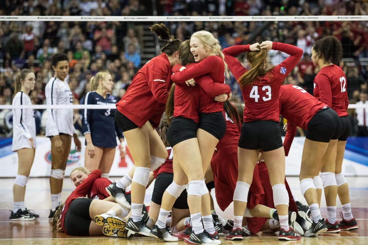 Image Result For Nebraska Volleyball