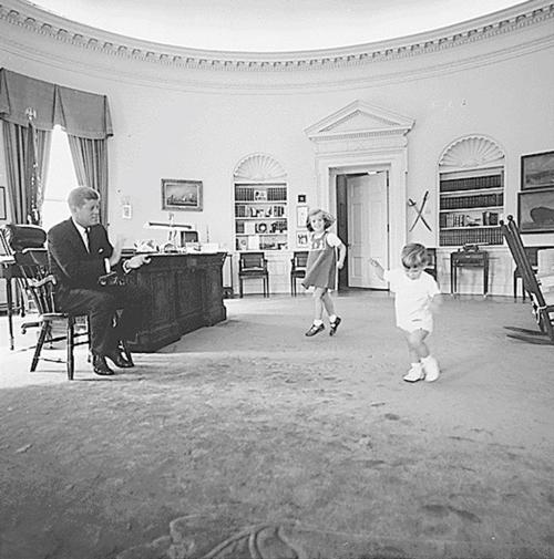 John F. Kennedy: A president frozen in time