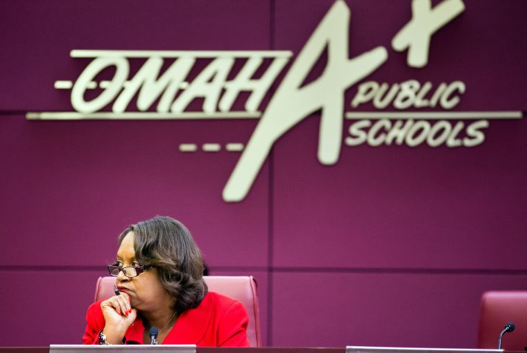 Freddie Gray makes it official, steps down from Omaha school board