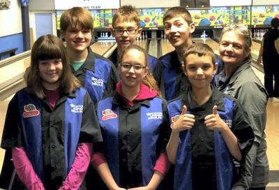 Unified bowling brings athletes, special needs students together