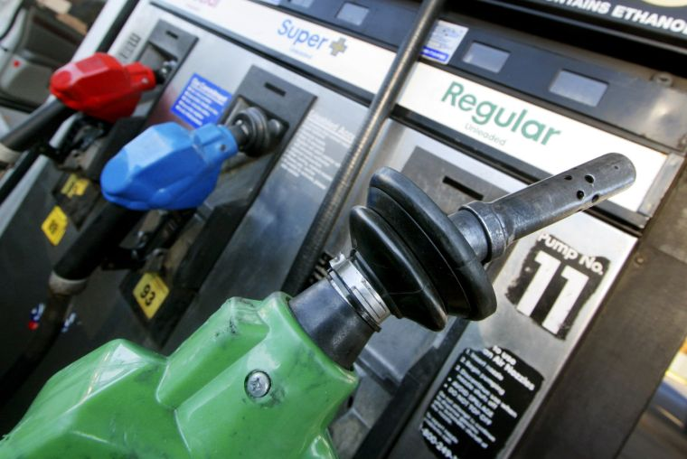 Today marks 1,000th day of gasoline prices above $3 a gallon