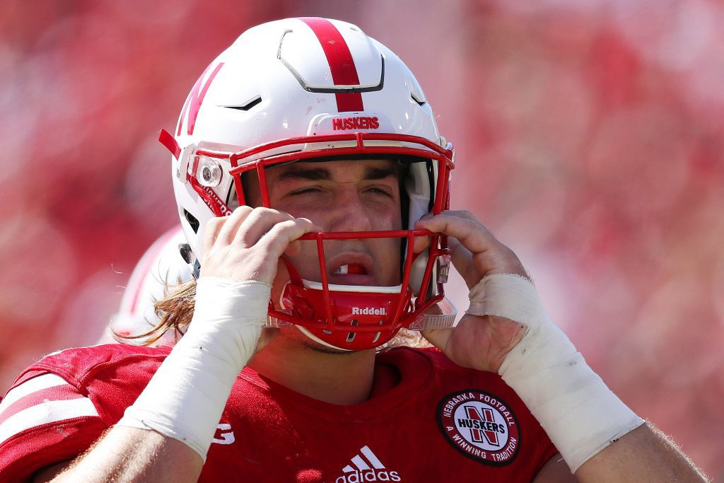 Former Husker Nick Gates expects to be selected between third and fifth rounds of NFL draft