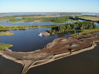 Relentless rain means Missouri River runoff could approach record levels set in 2011
