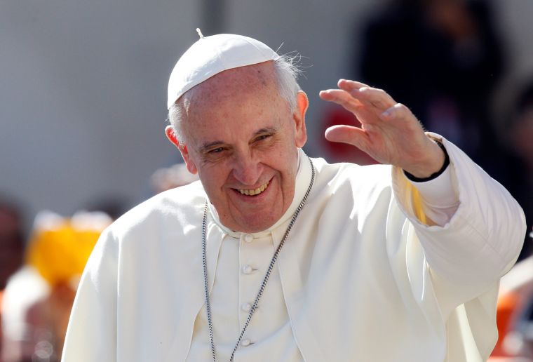 Pope Francis warns church's moral structure could 'fall like a house of cards'