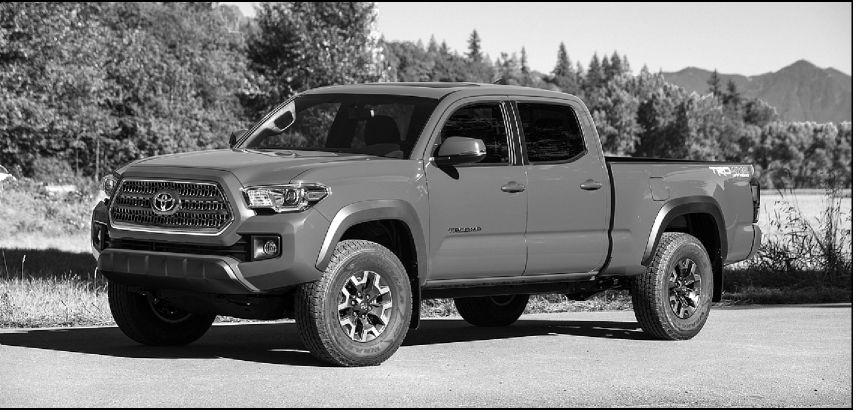 New 2016 Toyota Tacoma is an off-roader's dream
